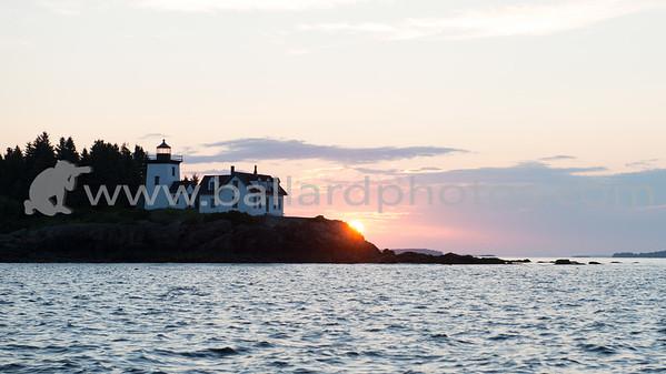 Indian Island Lighthouse