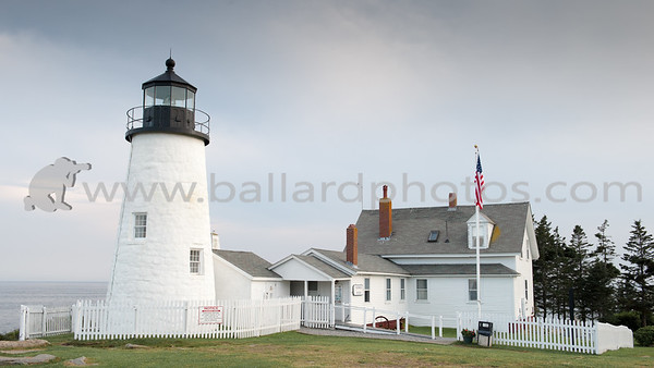 Pemaquid Point,  New Harbor, Maine