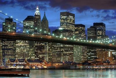 Manhattan, NY USA April 08