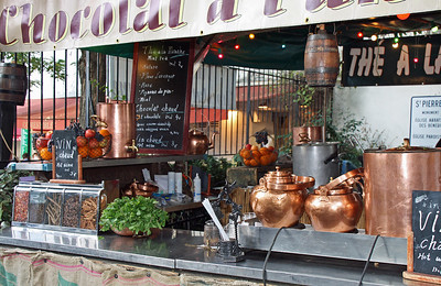 Copper Cooking Paris By: Kimberly Marshall