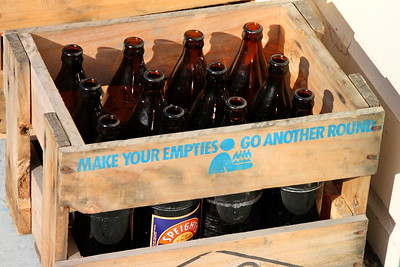 Beer Bottle Crate Christchurch By: Kimberly Marshall