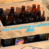 Beer Bottle Crate<br /> Christchurch<br /> By: Kimberly Marshall