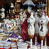 Portobello Market Mannequins<br /> By: Kimberly Marshall<br /> London