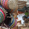 Hand Woven Baskets<br /> By: Kimberly Marshall<br /> Bamberg