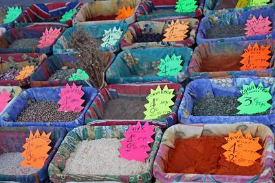Bulk Spice in Nice Nice By: Kimberly Marshall