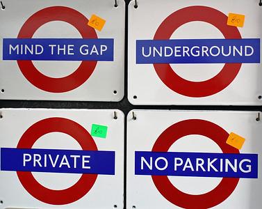 Mind the Gap Quartet London By: Kimberly Marshall