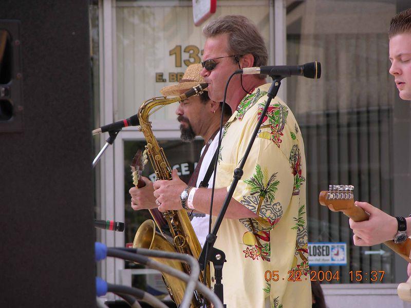 Smoky Mountain Blues Festival May 22, 2004