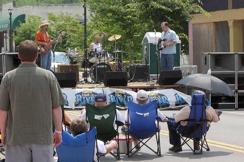 Smoky Mountain Blues Festival