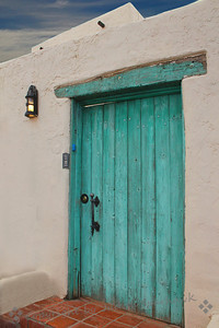 The Turquoise Door ~