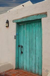 The Turquoise Door ~