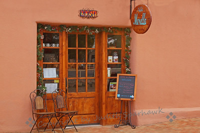 Cafe Mesilla ~ This cafe looked like a great place to stop for a bite to eat....