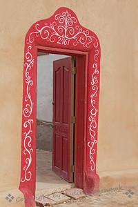 The Red Doorway ~