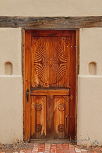 The Sunburst Door