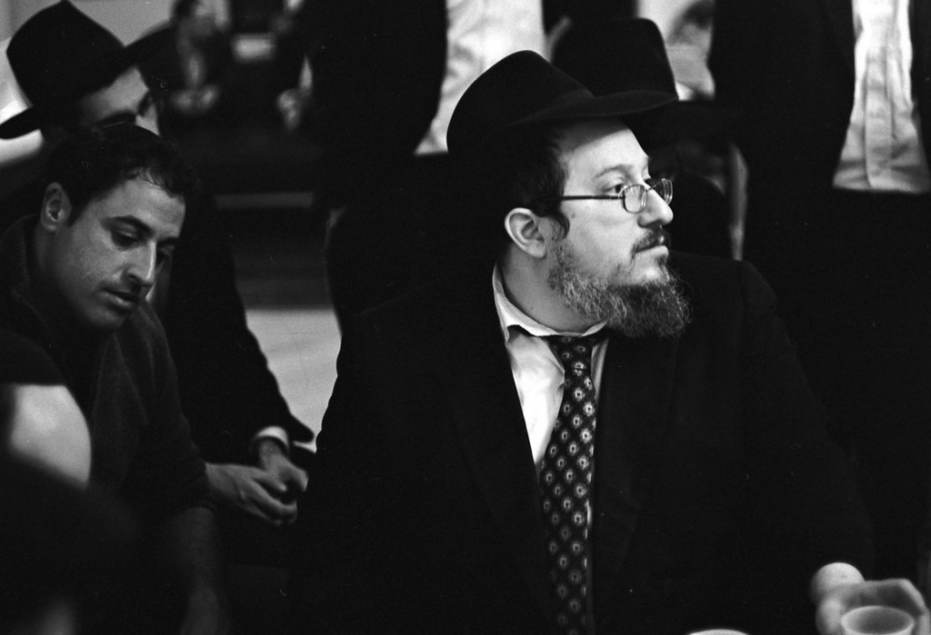 Rabbi Yisroel Fried - Chabad of West Side - December 2011
