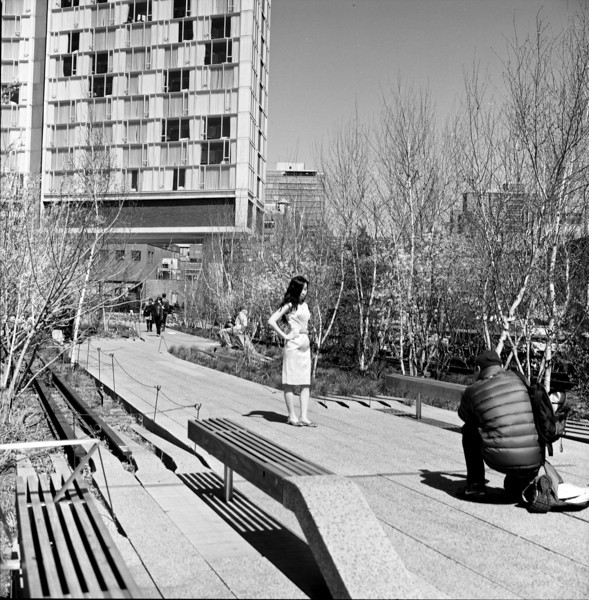 The Highline - March 2012