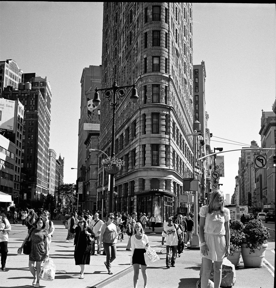 Flatiron Building - June 2011