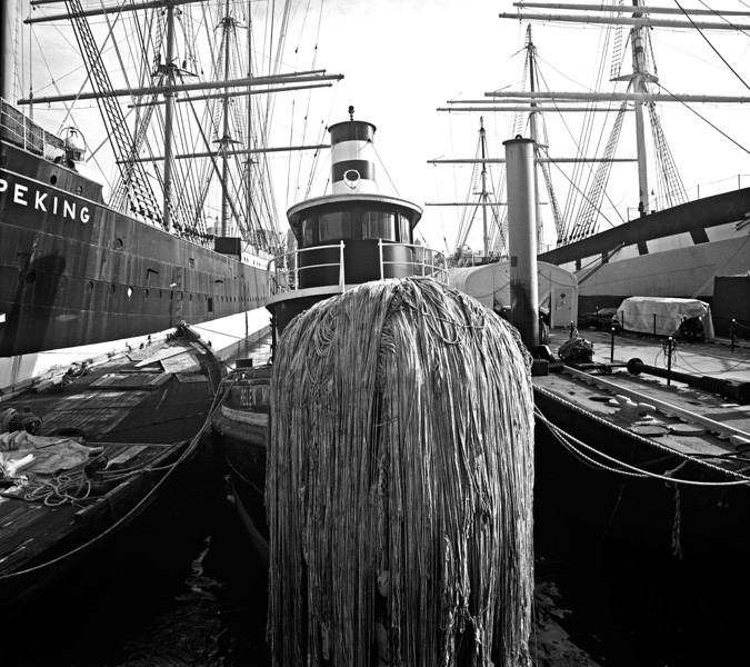 South Street Seaport - February 2012