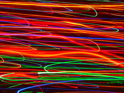 Light Streaks