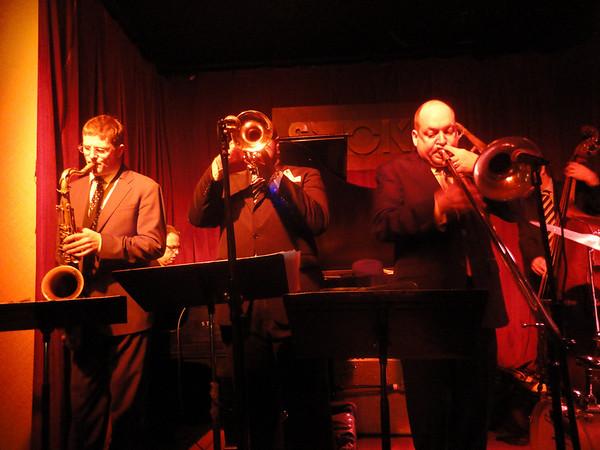 Jazz at Smoke