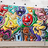Kenny Scharf - so bright, so wonderful, I want my dreams to be filled with this color.