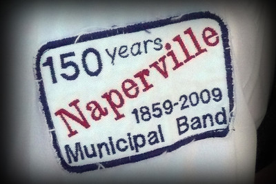 Naperville Band Patch