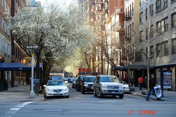 New York City April 21 2007
