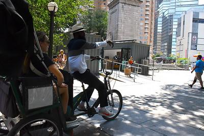 New York City - July 30, 2021