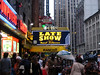The Ed Sullivan Theater with the Late Show with David Letterman.