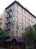 The apartment building shown in Friends.