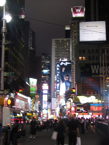 Times Square 2006