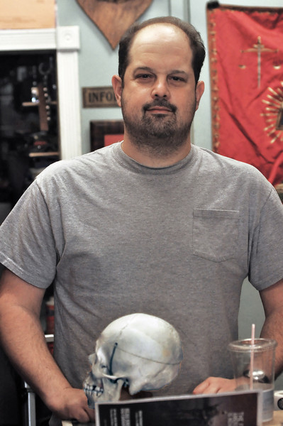 """Mike is as Nice and Interesting as He is on the Television Show """"Oddities"""""""
