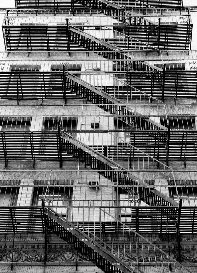 East Village Fire Escape