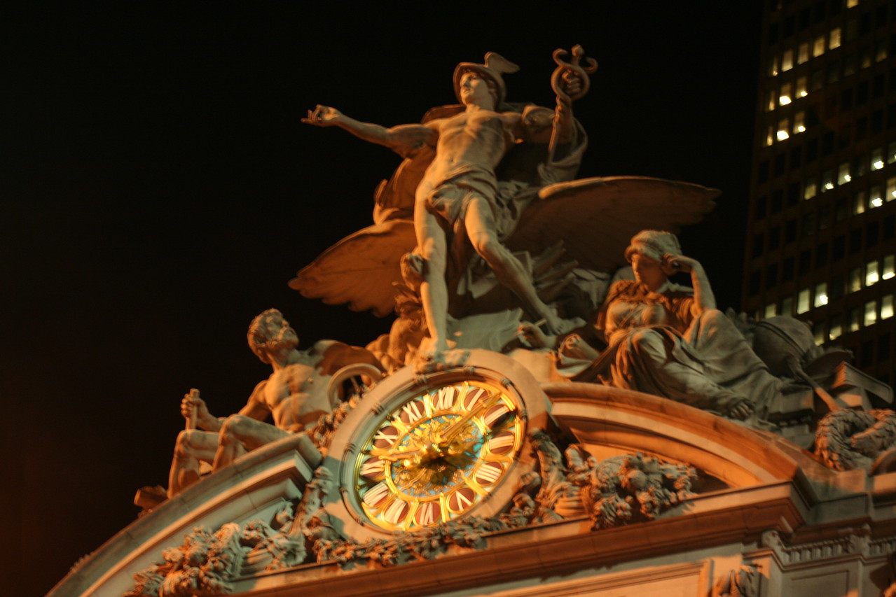 Grand Central Station Clock