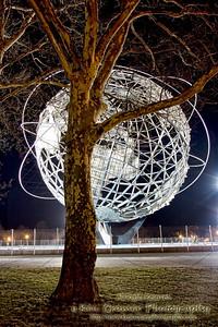 Unisphere - Worlds Fair Flushing Meadows, New York