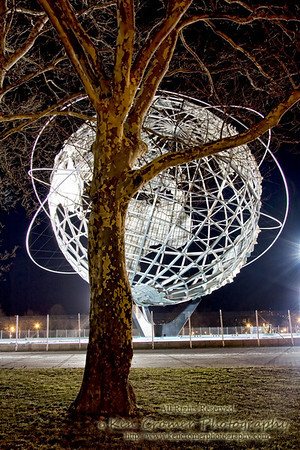 Unisphere - Worlds Fair Flushing Meadows, New York