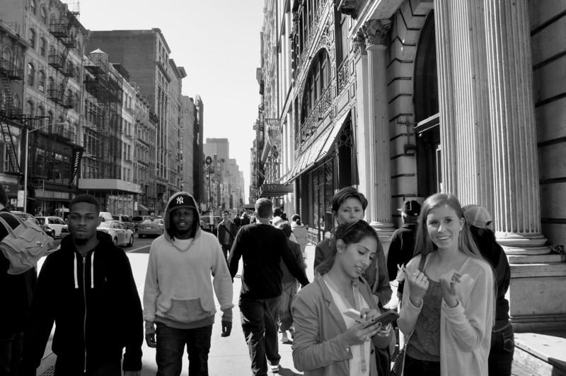 002  New York - Soho black & white