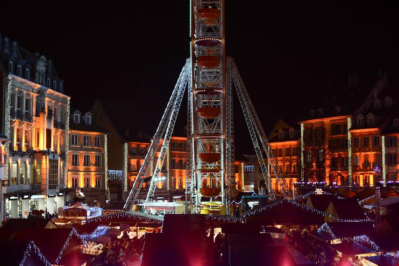 Place de la Réunion - Mulhouse