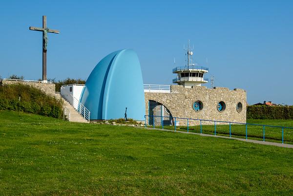 Chapelle en Hommage aux Marins et Soldats - Boulogne sur Mer