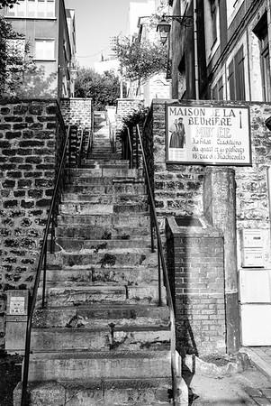Rue du Machicoulis - Boulogne sur Mer