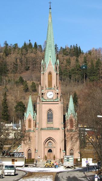 Drammen Kirke