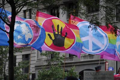 Occupy Wall Street Demo - Zuccotti Park