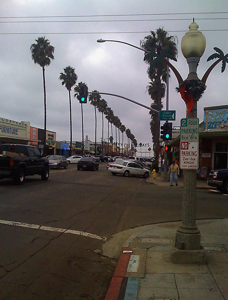 Newport Avenue, Ocean Beach, San Diego, CA 2008