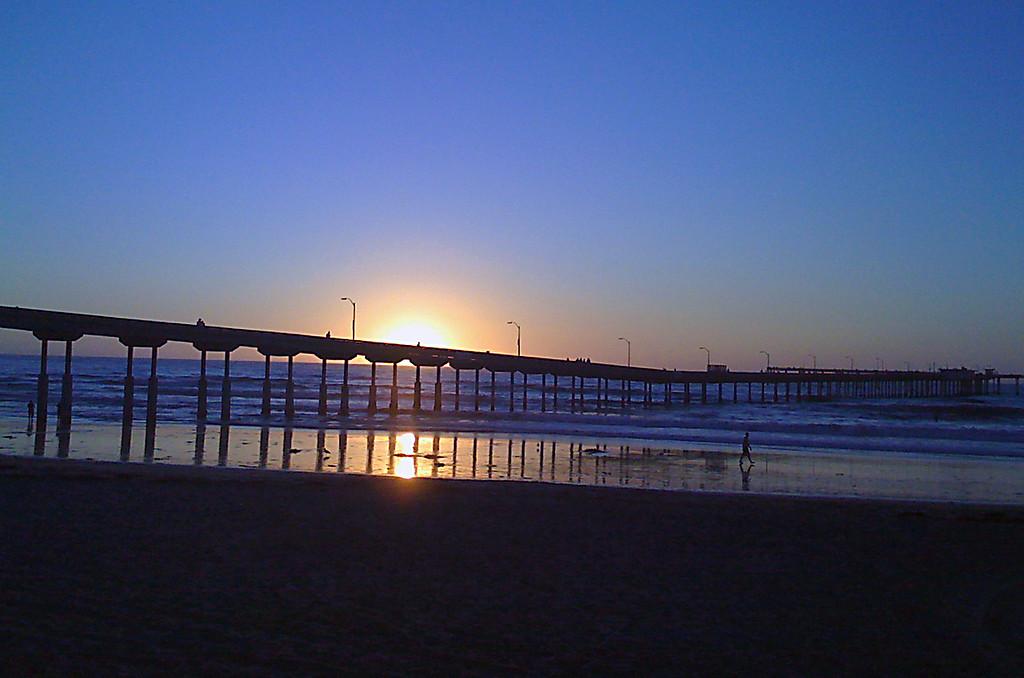 OB Pier, 2008, San Diego CA
