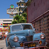 Movie shoot car (Gangster Squad), Chinatown, Los Angeles