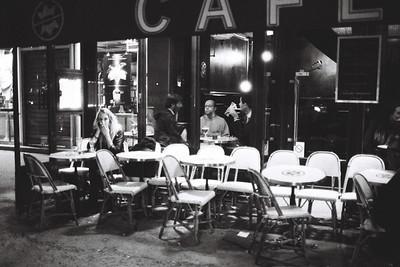 cafe smoker
