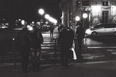 crossing rue royal