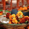 Old Delhi<br /> Marigold Offerings