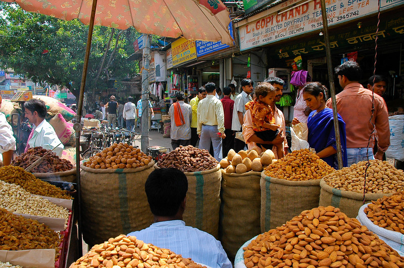 Old Delhi-4<br /> Street Vender