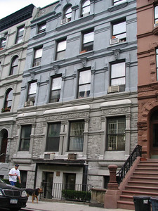 Jerry's real-life apartment before the Seinfeld series was developed. 129 W 81st Street.