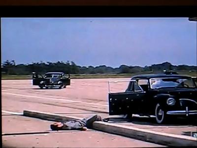 Sonny's assasination.